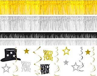 New Year Gold Foil Room Decorating Kit, 28 Ct.   Party Decoration
