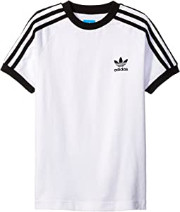 adidas Originals Kids California Tee (Little Kids/Big Kids)