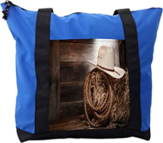 Ambesonne Owls Gym Bag Large Weekender Carry-on Pilot Hat Big Eyes Comic