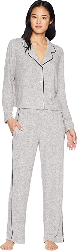 Weekend Retreat Girlfriend Pajama Set