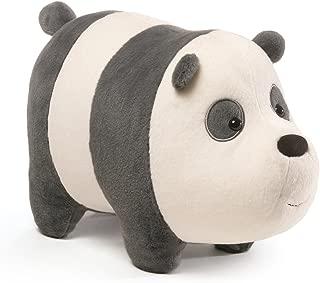Ursos Sem Curso Pelúcia Panda 28cms Comprimento Gund