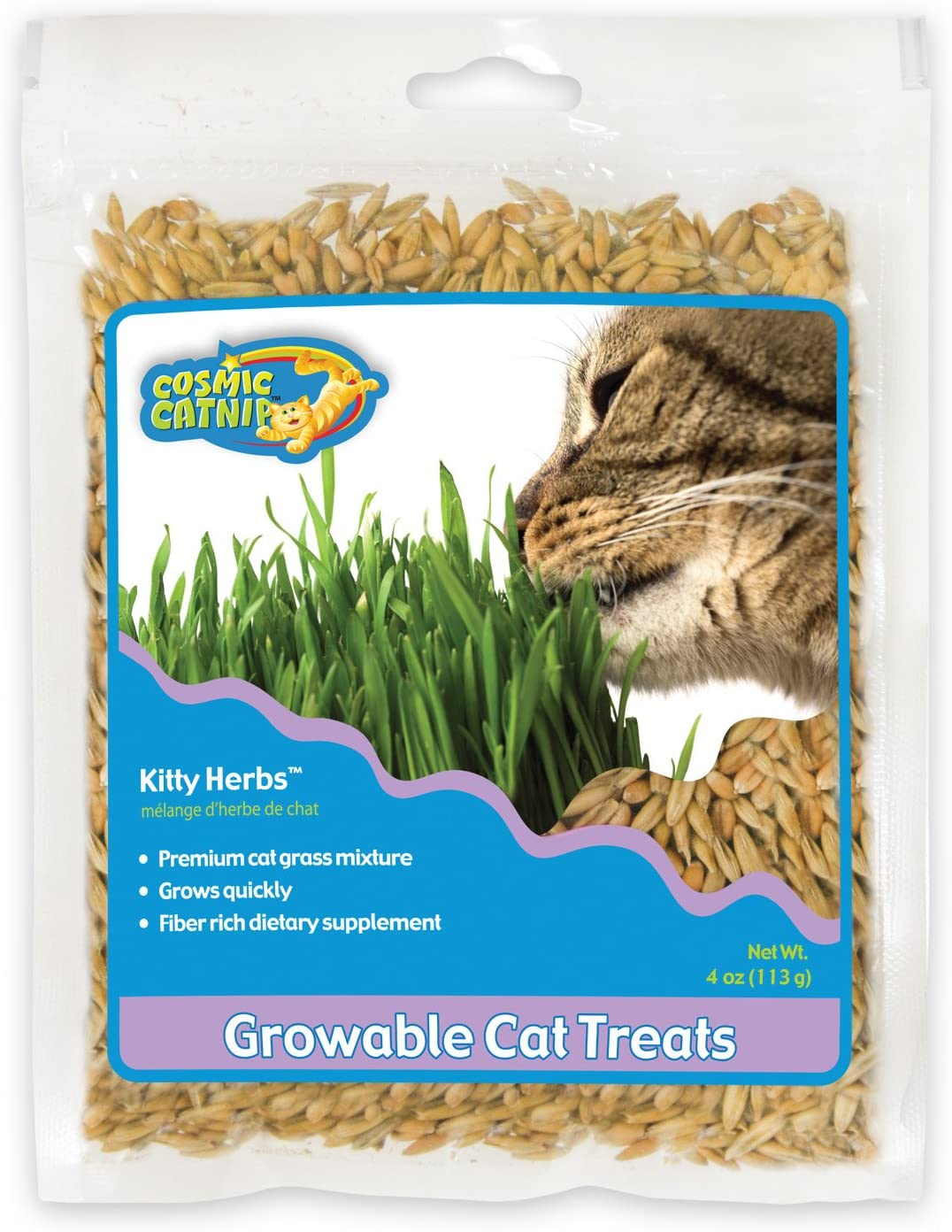 Ourpets Kitty Herbs 4-Ounce Polybag Ranking Max 78% OFF TOP6