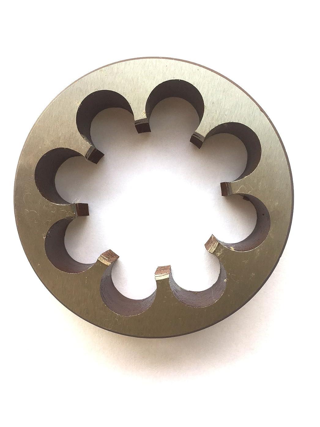 保存等結婚するRG 合金工具鋼 丸ダイス 外径 M27x1.5 右ねじ用 (送料無料)