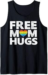 Free Mom Hugs, Free Mom Hugs Rainbow Gay Pride Tank Top