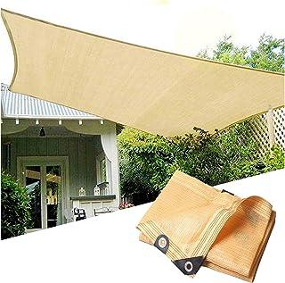 ZAZAP Tenda Ombreggiante Utilizzata in Giardini in Serra O Succulente Parasole Riflettente in Lamina di Alluminio Protezione Solare 75/% Maglia Paralume per Giardino Resistente Ai Raggi UV