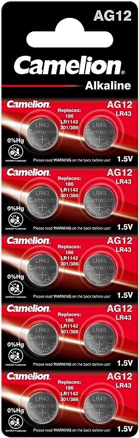 Camelion Alkaline Button Cell Batteries Elektronik