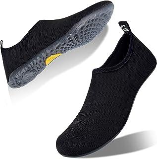 Water Shoes Beach Swim Barefoot Quick-Dry Summer Surf Aqua Yoga Socks for Mens Womens