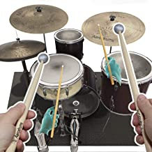 Aerodrums Digital Air Drums, Electronic Drums with Virtual Reality Option and MIDI support