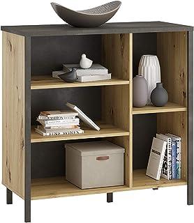 FMD furniture Étagère, Panneau de Particules, Environ 90,5 x 91,5 x 40,5 cm