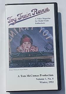 Toy Train Revue, Volume One, No. 4: Winter 1992 [VHS]