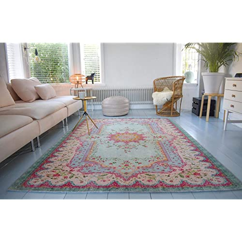 Terrific Shabby Chic Rug Amazon Co Uk Home Interior And Landscaping Synyenasavecom