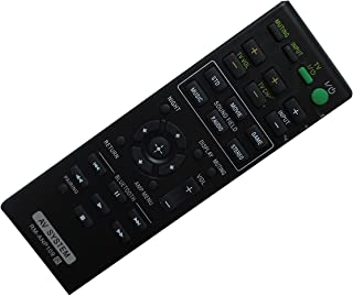 Replacement Remote Control fit for Sony SA-CT660C HT-CT260H 2.1 Channel Surround Sound Bar with Wireless Subwoofer Home Theater System