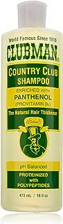 Clubman Country Club Shampoo, 16 fl oz