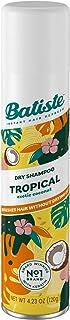 Batiste Dry Shampoo Tropical Fragrance 6.73 Fl Oz Pack Of 3