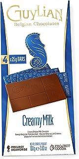 Guylian Creamy Milk Block Chocolate, 100 g