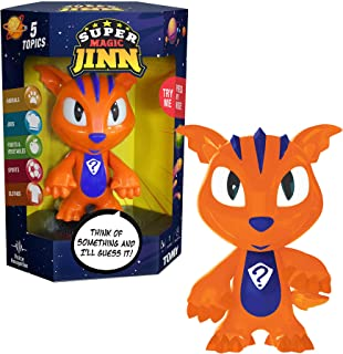 Super Magic Jinn, Guessing Game with Voice Recognition, 5 Topics, Magic Game, 1-4 Players, Kids Guessing Game for Boys and...