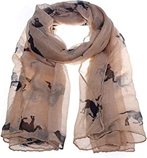 Jonecal Clearance Sale Women Fashion Square Soft Wrap Scarf Retro Polka Dot Shawl Scarves Silk Square