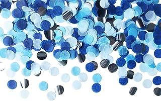 Best blue paper confetti Reviews