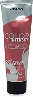 Joico Intensity Semi-Permanent Hair Color, New Pearl Pastel Shades 2019 (Rose Gold)