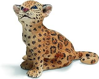Schleich Jaguar Cub Toy Figure