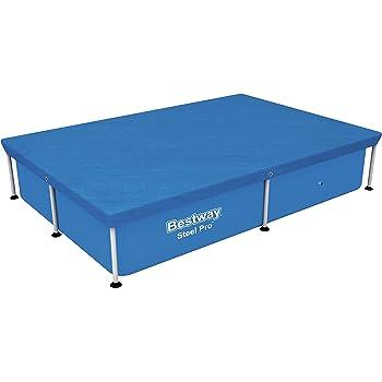 Bestway 58103 - Cobertor Invierno para Piscina Desmontable 221x150 ...