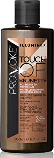 Color Depositing Shampoo for Brunettes – Darkening Shampoo and Hair Toner Reduces First Greys and Enhances Color for All Shades of Brown Hair