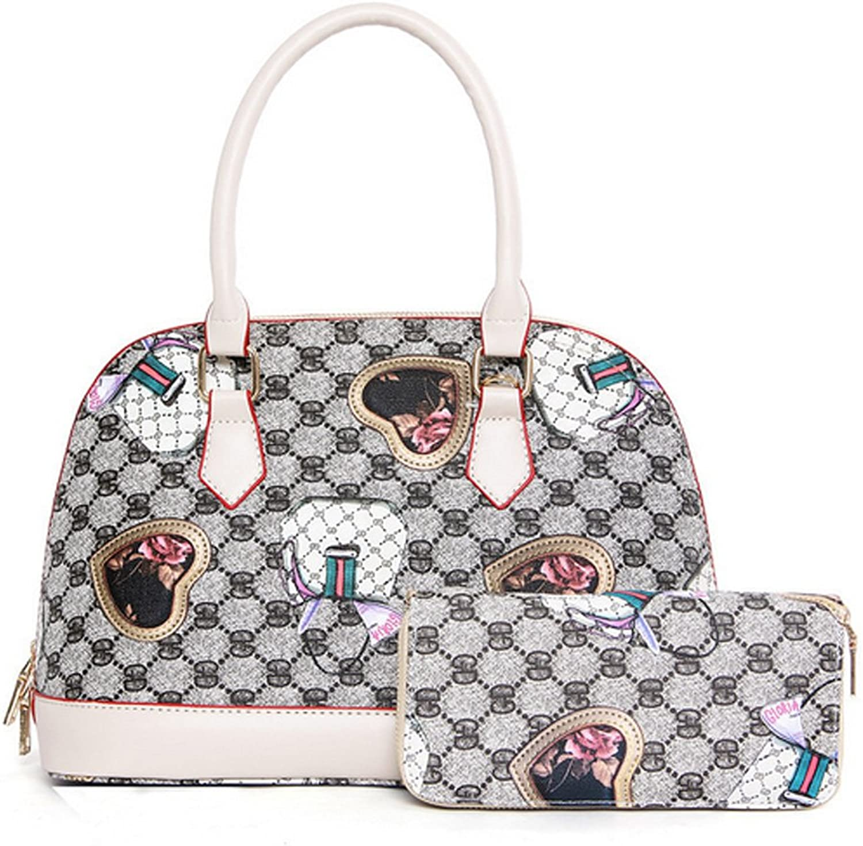 G&T European Style Fashion Cute Tide Multifunction Twopiece Shoulder Bag Messenger Bag Handbag