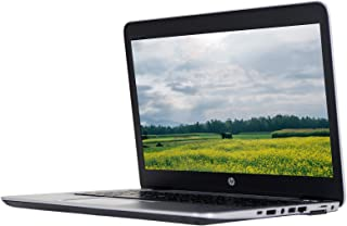 HP EliteBook 840 G3 14' Laptop, Core i7-6600U 2.6GHz, 8G RAM, 512GB Solid State Drive, Windows 10 Pro 64Bit (Renewed)