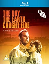 The Day the Earth Caught Fire 1961 The Day the Sky Caught Fire NON-USA FORMAT Reg.B United Kingdom