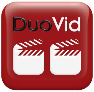 DuoVid - watch 2 videos side by side with duo vid at the same time. Improve a skill, sport ( golf swing ), view your security vids, compose, collaborate with musicians. Learn, compare, improve and perfect. Stream in YouTube, URL, phone library.