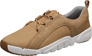Clarks Boy's Tri Weave Leather Sneakers