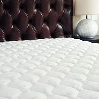 CUDDLE DREAMS Premium Silk Filling Mattress Pad/Topper, Natural Breathable & Machine Washable (Twin 39 in x 75 in)