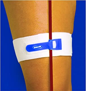 Foley Catheter Legband Holder, Each by Invacare