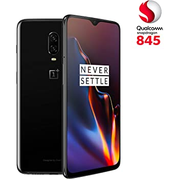 OnePlus 6T - Smartphone 6GB+128GB, Color Negro (Mirror Black): Amazon.es: Electrónica