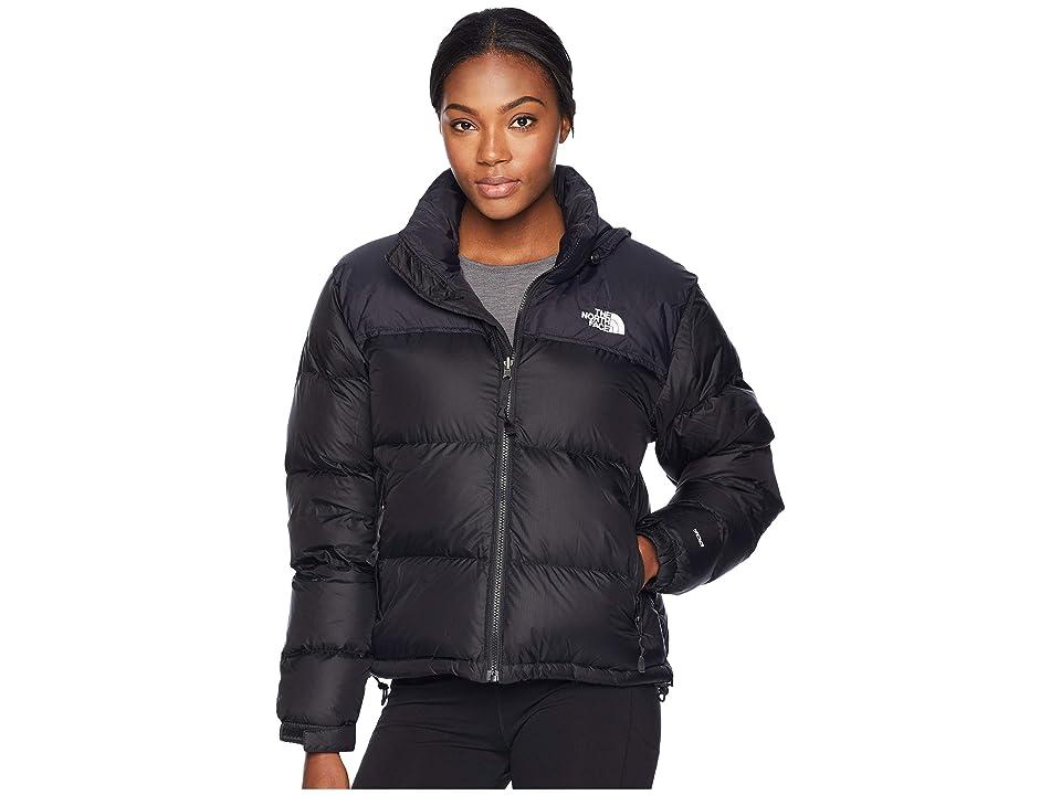 The North Face 1996 Retro Nuptse Jacket (TNF Black) Women