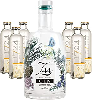 Z44 Gin &  1724 Tonic Water Set