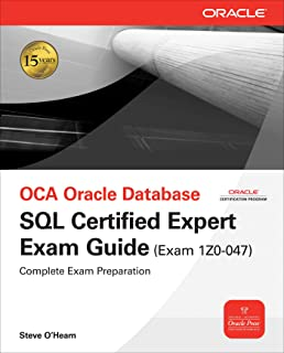 OCE Oracle Database SQL Certified Expert Exam Guide (Exam 1Z0-047) (Oracle Press) (English Edition)
