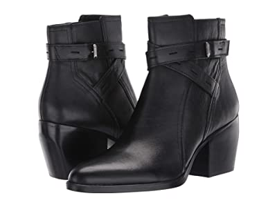 Naturalizer Fenya (Black Leather) Women