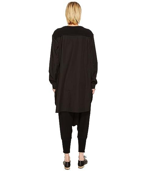 C S Camisa Negro Combi by Suéter B Yamamoto Y's Yohji O g1IXq