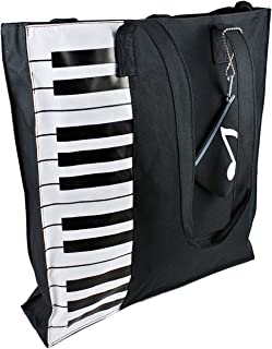 piano book bag