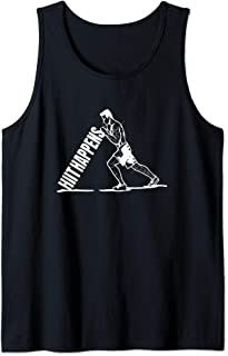 Cardio Workout - Hiit Happens Tank Top