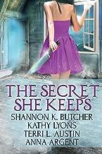 The Secret She Keeps: Four Paranormal Romance Stories