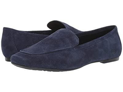 Born Petil (Navy Suede) Women