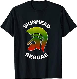 Skinhead Reggae oi punk shirt
