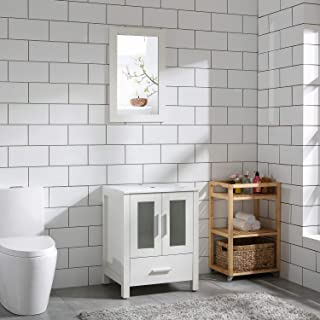 Best bathroom cabinet mirror Reviews