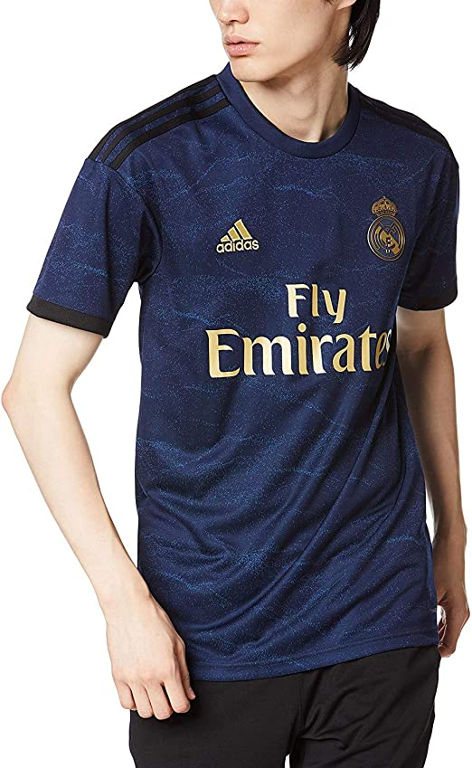adidas Men's Real Madrid Away Jersey 2019-2020