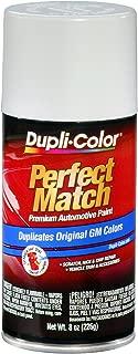 Dupli-Color EBGM04337 Bright White General Motors Exact-Match Automotive Paint - 8 oz. Aerosol