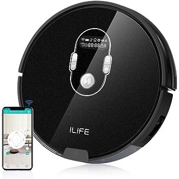 iLife Robot aspirador A7, limpieza de navegación y plannifié con sistema de control de App: Amazon.es: Hogar