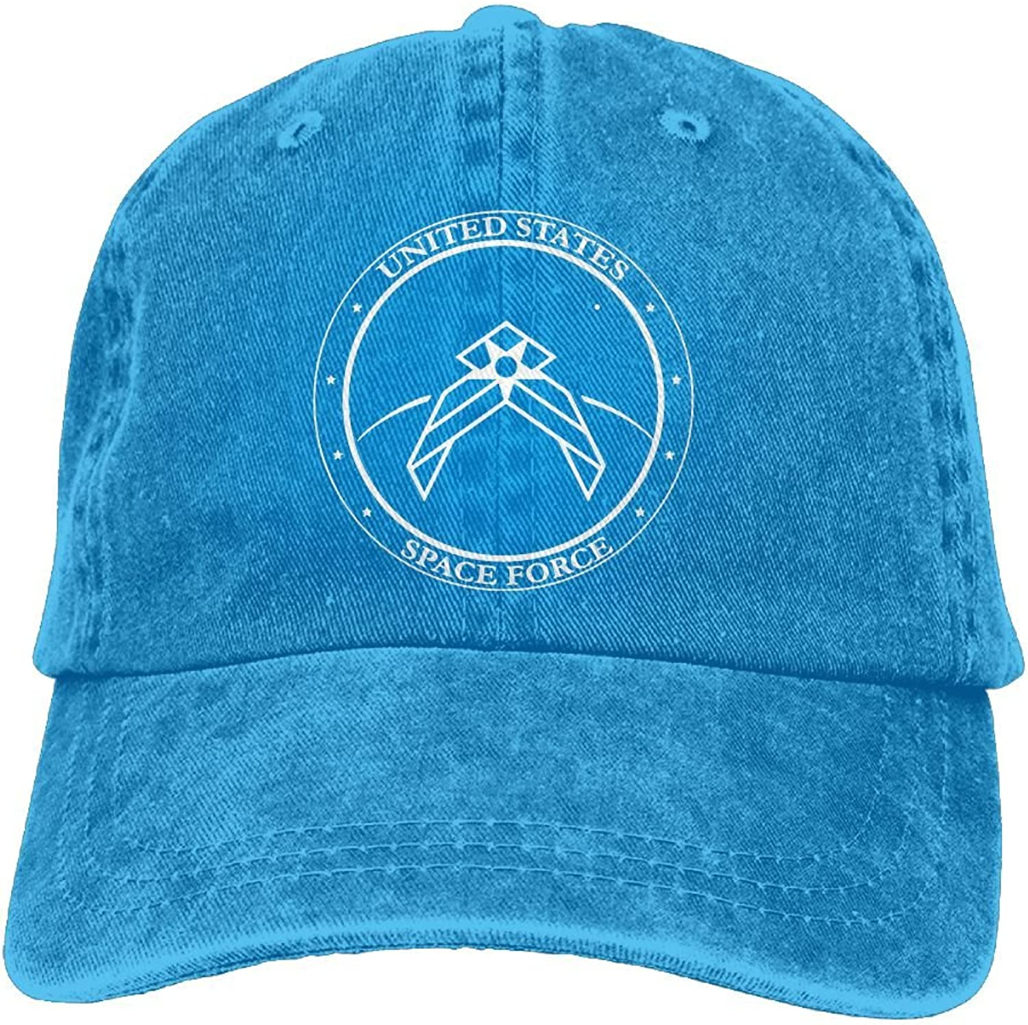 1886e46227 UCOOLE Space Space Space Force Dad Hat Adjustable Denim Hat Classic Baseball  Cap 1cd819