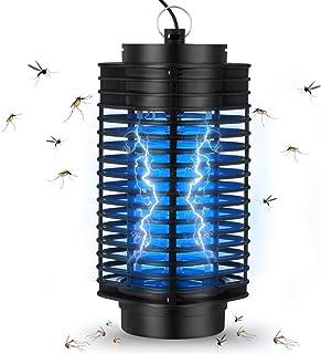 Sunnila 電撃殺虫器 蚊取り器 殺虫ライト式 置くと吊り下げ式 蚊対策 家庭用・ホテル・商店・アウトドアなどに対応